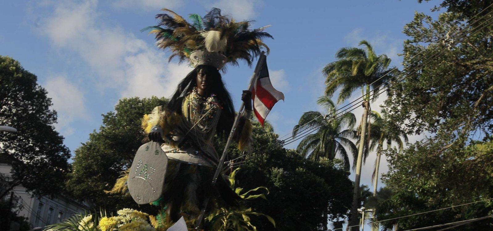 [Sem desfile tradicional, 2 de Julho terá programação online e cerimônia com autoridades]