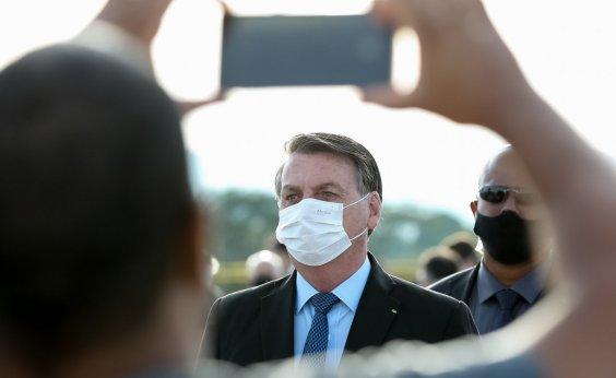 ['Acho que não vai vingar', diz Bolsonaro sobre projeto das fake news]