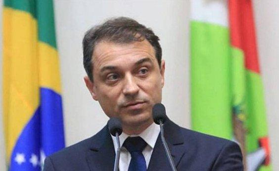 [Governador de Santa Catarina é diagnosticado com coronavírus]