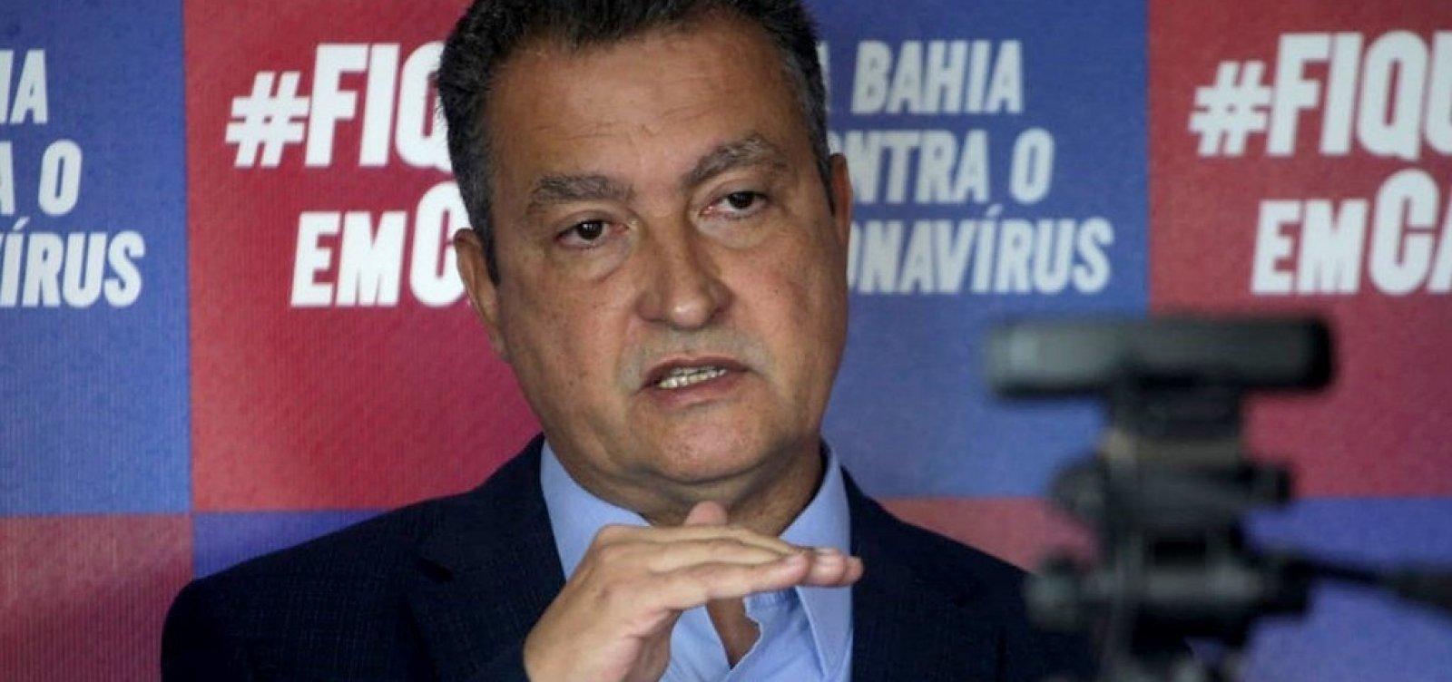 [Oito municípios baianos têm taxa de crescimento da Covid-19 acima de 100%, diz governador]