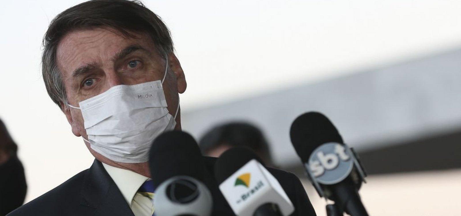 [Bolsonaro diz que educação no Brasil está horrível e que pode escolher novo ministro nesta quinta]