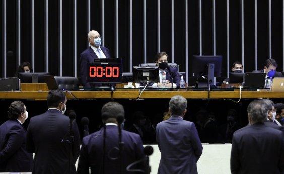 [Congresso promulga emenda que adia eleições municipais para novembro]