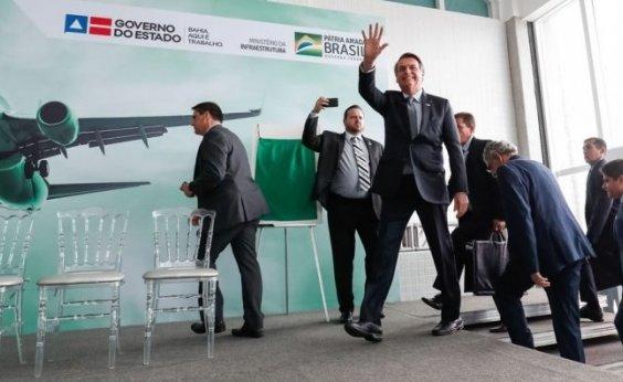 [Presidente Jair Bolsonaro confirma visita a Bahia no dia 10 de julho]