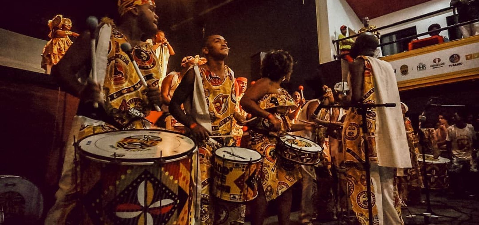 [Ilê Vivo: bloco afro faz sua primeira live direto do Curuzu]