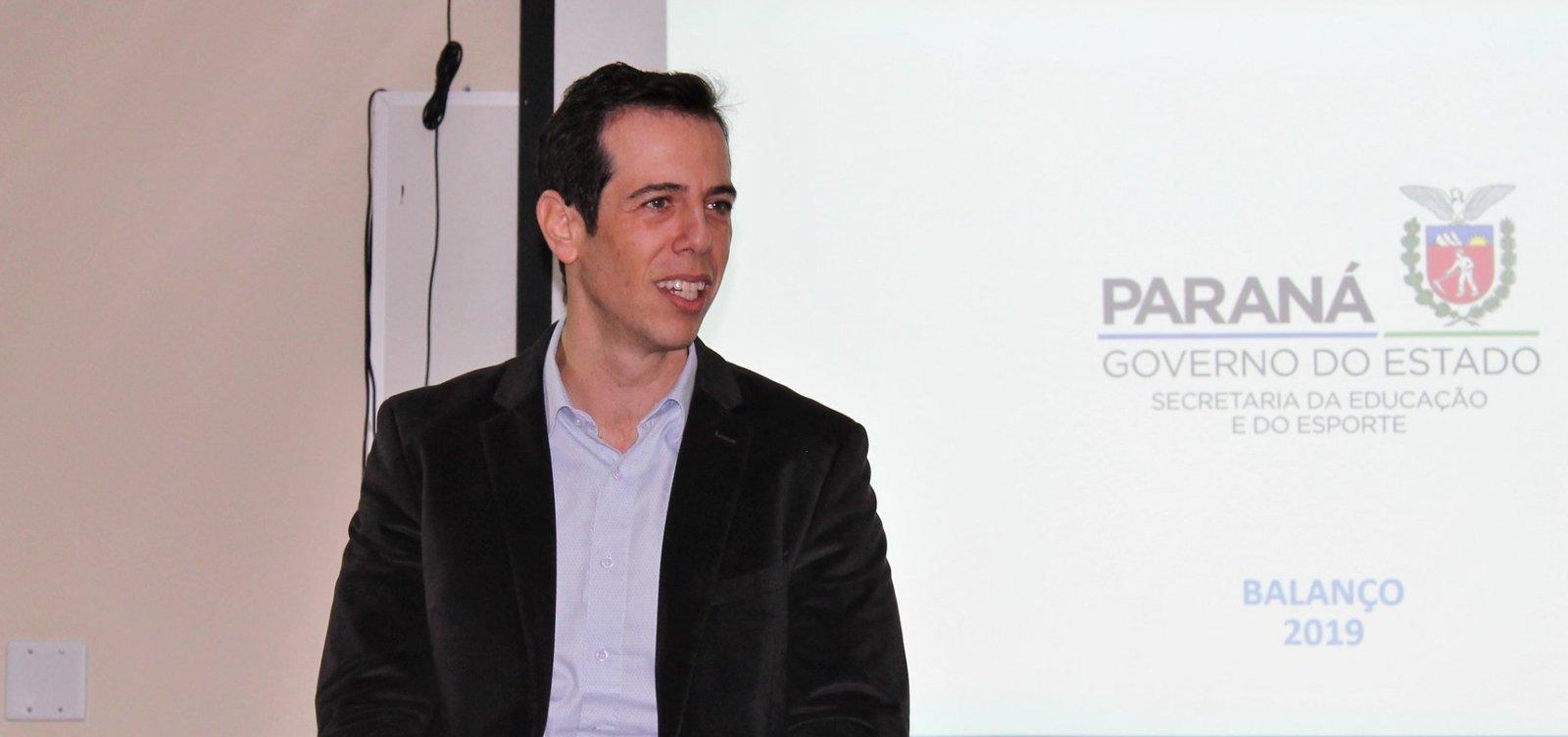 [Renato Feder é escolhido por Bolsonaro para assumir Ministério da Educação]
