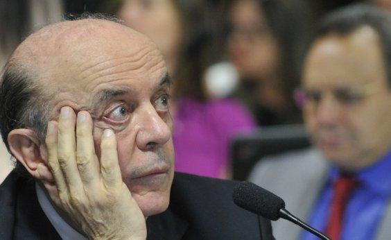 [Lava Jato: Justiça autoriza bloqueio de R$ 40 milhões em conta na Suíça ligada a José Serra]