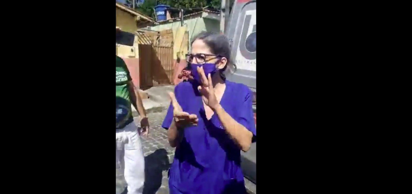 [Após receber cloroquina de Bolsonaro, Porto Seguro não tem unidade para fornecer remédio]