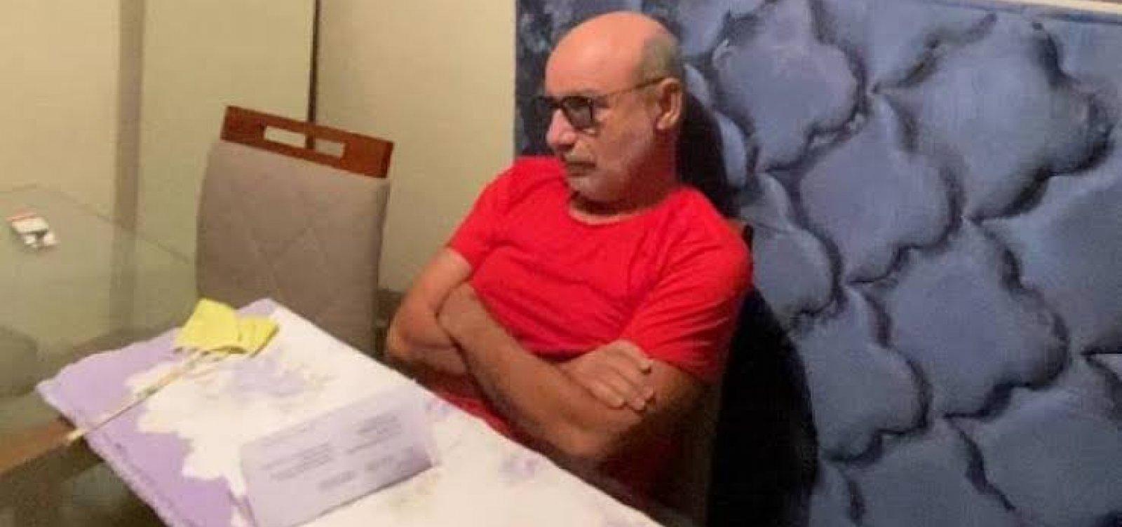 [Queiroz afirma em novo depoimento que esperava ser assessor de Flávio Bolsonaro no Senado]