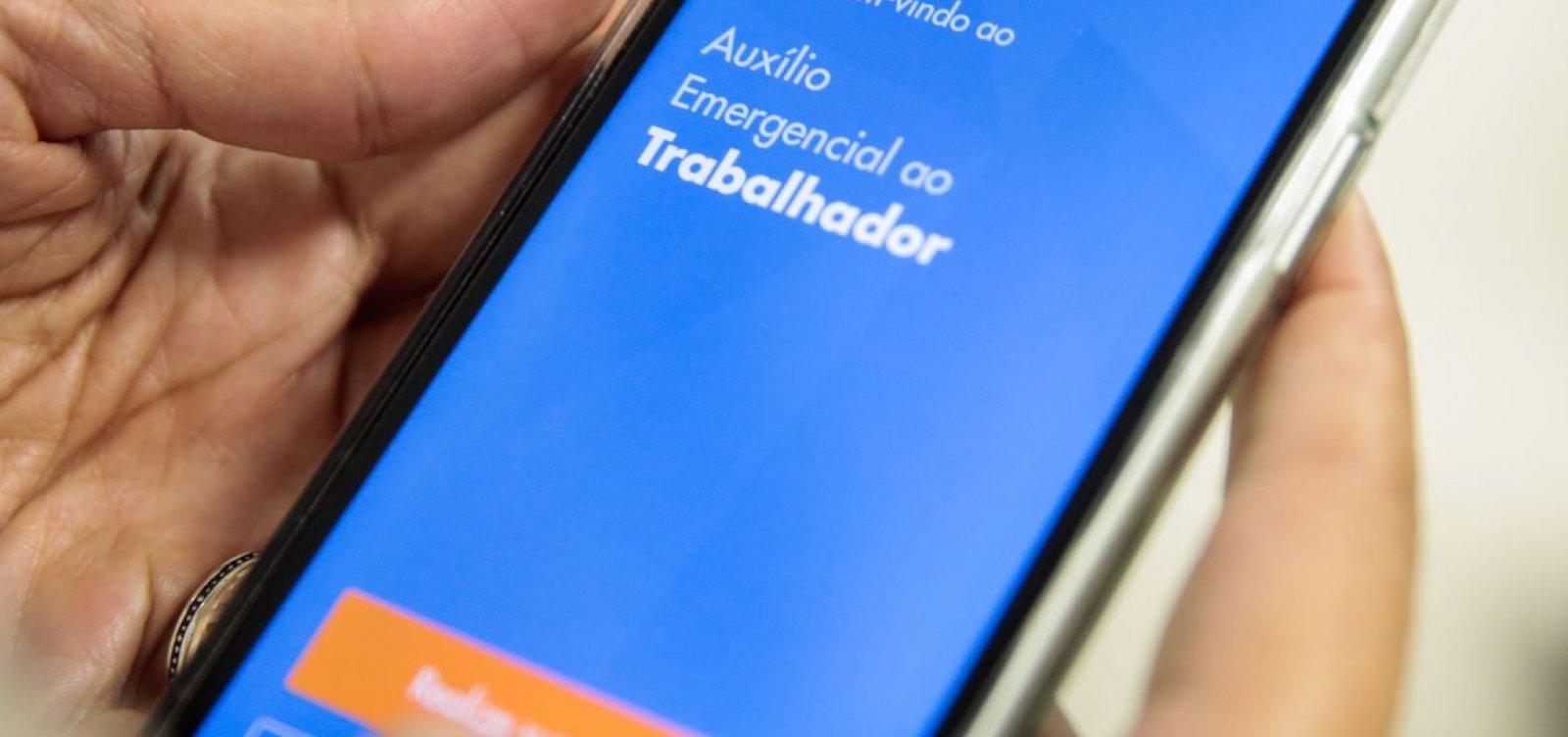[Caixa deposita auxílio emergencial a 6,5 milhões de brasileiros neste sábado]