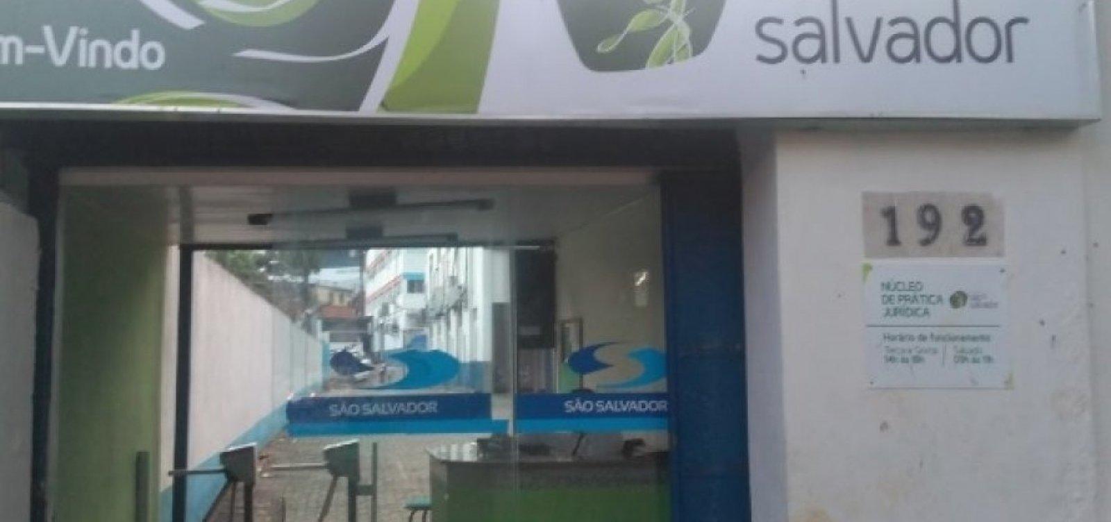 [Sem cumprir nem metade de carga horária exigida, Faculdade São Salvador quer concluir semestre]