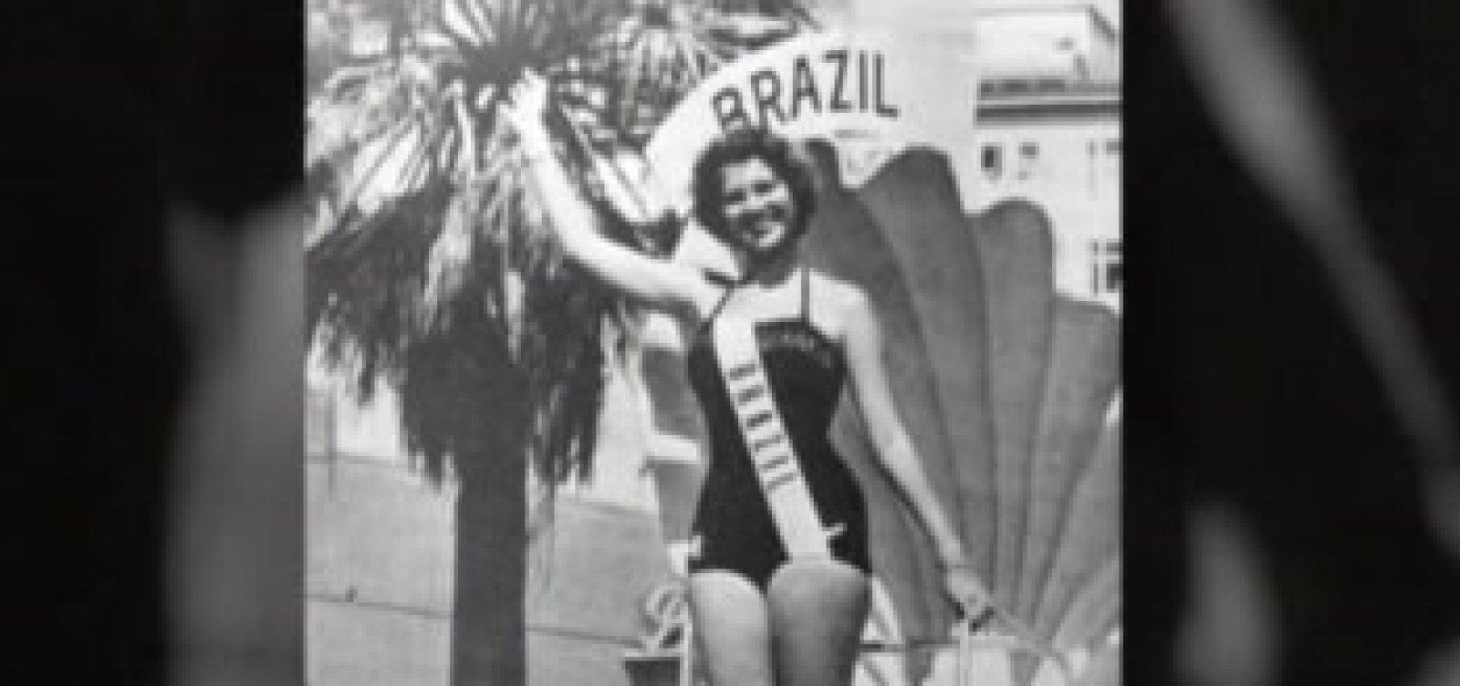 [Baiana Martha Rocha, 1ª Miss Brasil, morre no Rio de Janeiro]