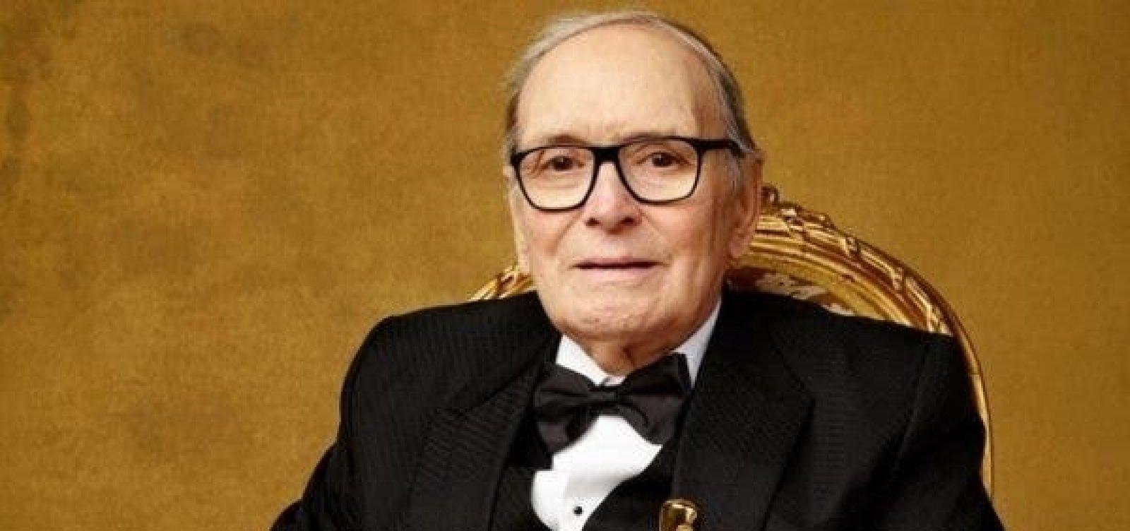 [Compositor e maestro Ennio Morricone morre aos 91 anos]