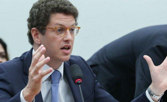 [MPF pede afastamento de Ricardo Salles do Ministério do Meio Ambiente ]