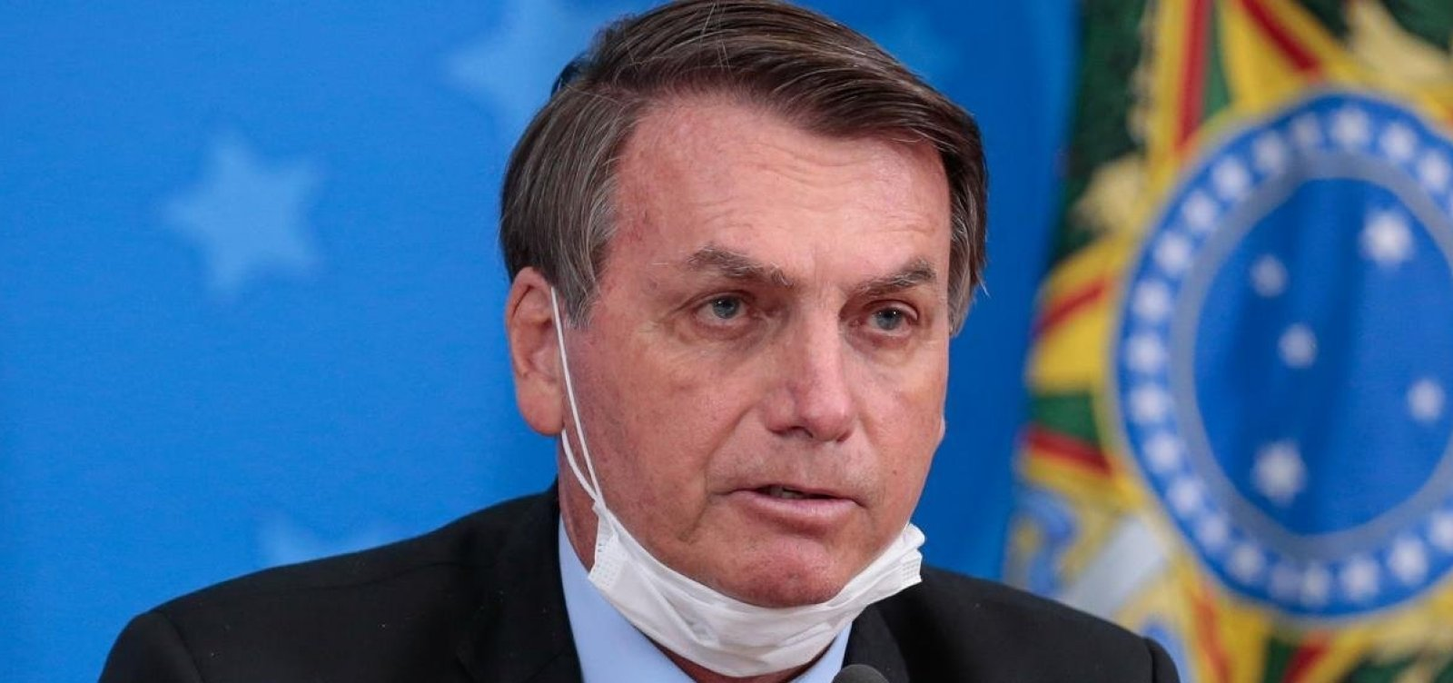 [Presidente Jair Bolsonaro está com sintomas de Covid-19, diz CNN]