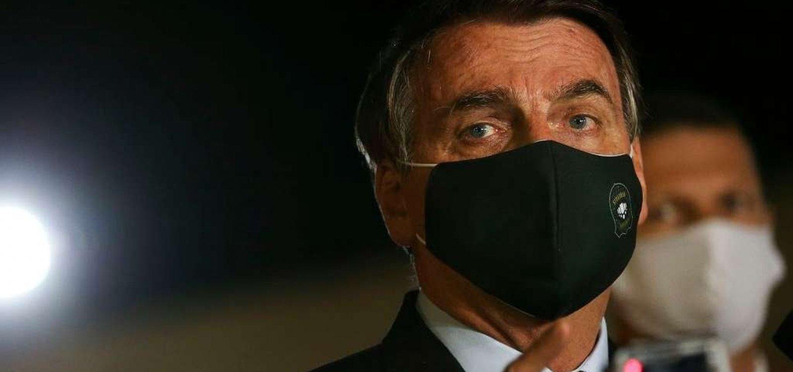 [Presidente Jair Bolsonaro é confirmado com coronavírus]