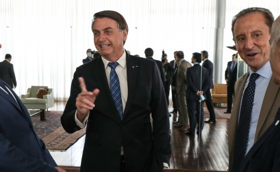 [Aliados de Bolsonaro tentam volta dos showmícios para agradar centrão]