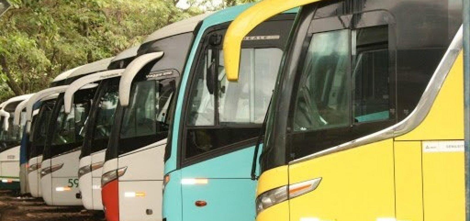 [Bahia tem mais 11 cidades com transporte suspenso; total chega a 366]