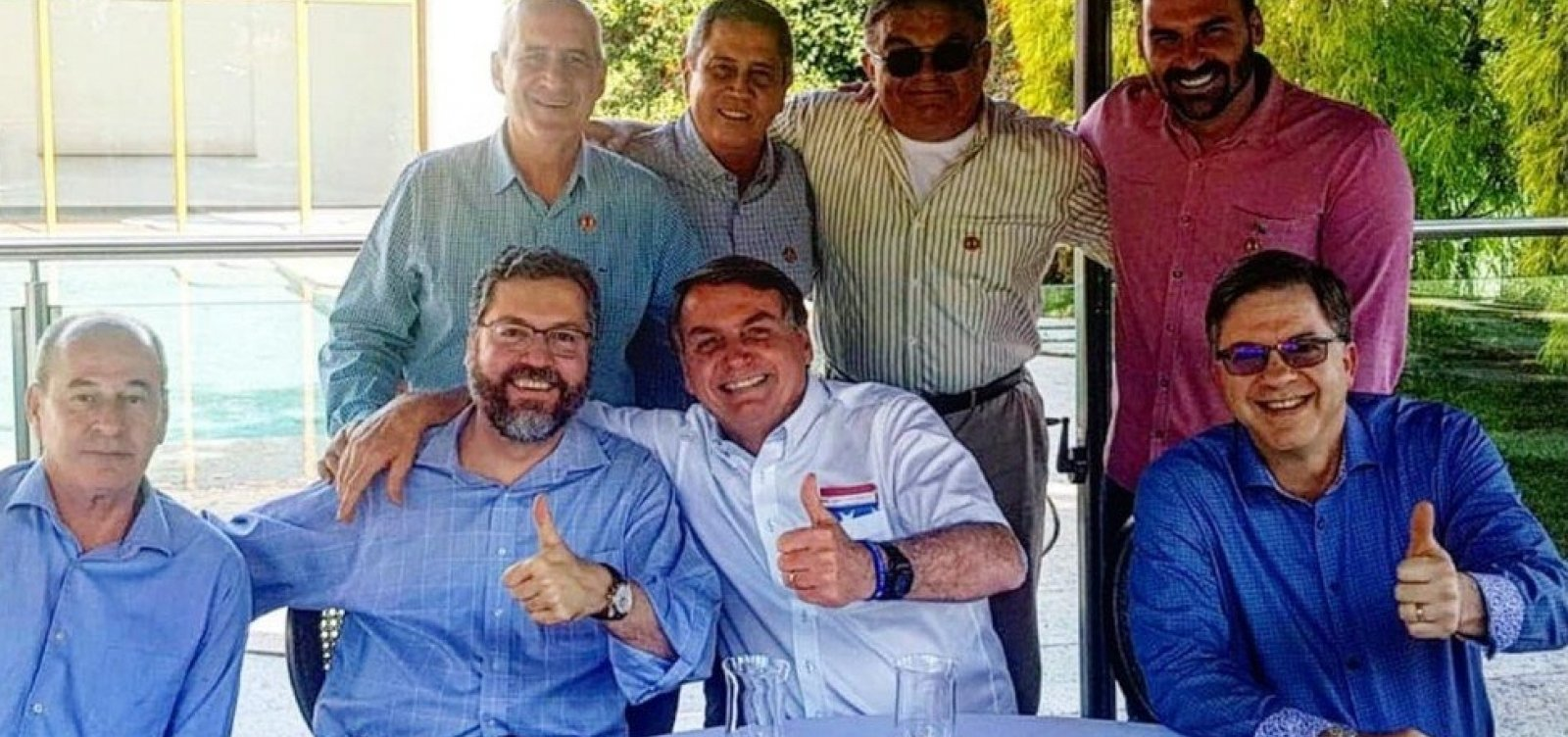 [Embaixador dos EUA fará exame para coronavírus após encontro com Bolsonaro]