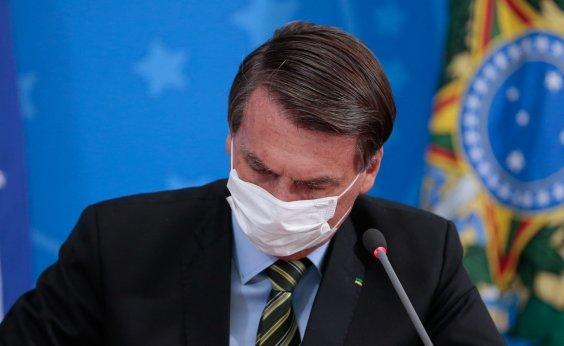 [Presidente Jair Bolsonaro está com coronavírus]