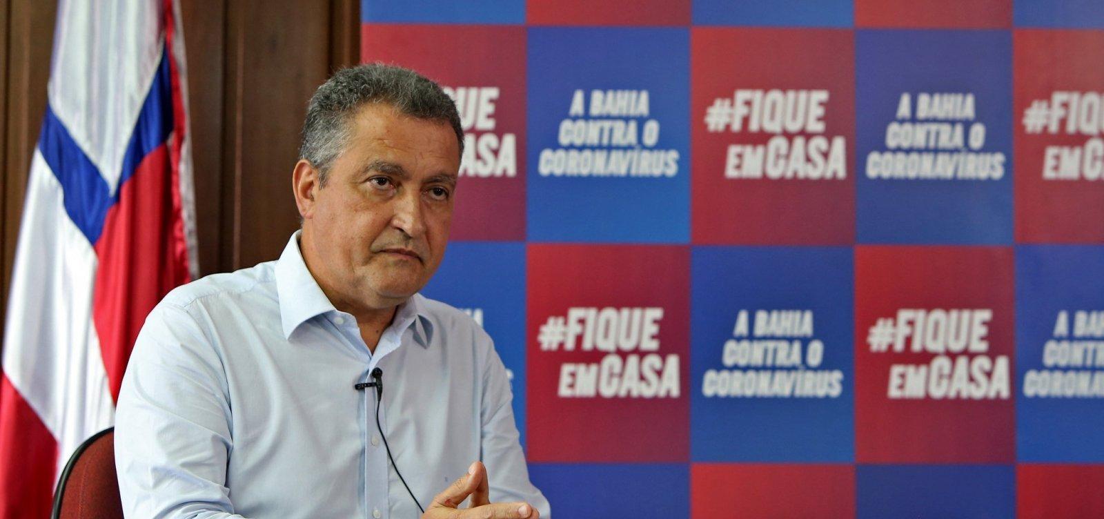[Rui reclama da falta de efetivação da antecipação do São João na Bahia: 'Não entramos em declínio']