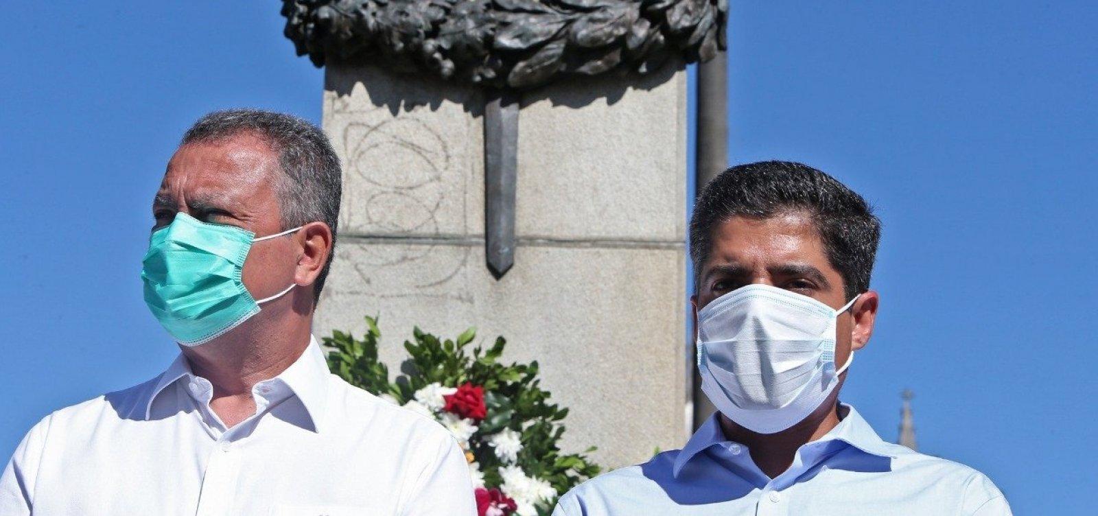 [Prefeitura vai disponibilizar respiradores para governo ampliar leitos em Salvador]