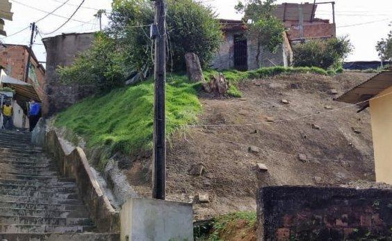 [Governo entrega obra de contenção de encosta em Capelinha de São Caetano]