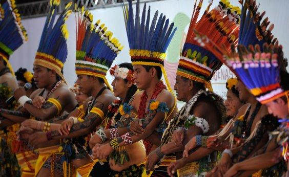 [Bolsonaro sanciona, com vetos, lei que estabelece medidas de proteção a povos indígenas]