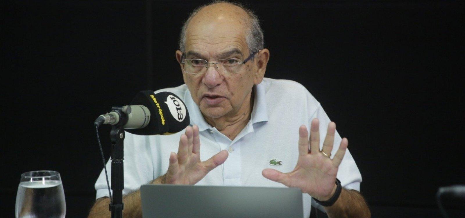 [Situação de Bolsonaro mostra que Brasil 'chegou ao fundo do poço', diz MK; ouça]