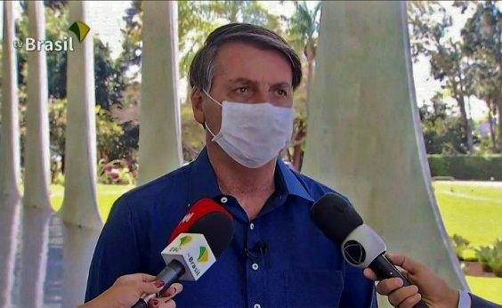 [Jornalistas que tiveram contato com Bolsonaro durante entrevista são afastados por emissoras]