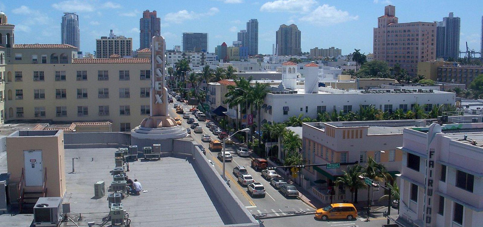 [Após disparada de casos de coronavírus, Miami volta a fechar restaurantes e academias]