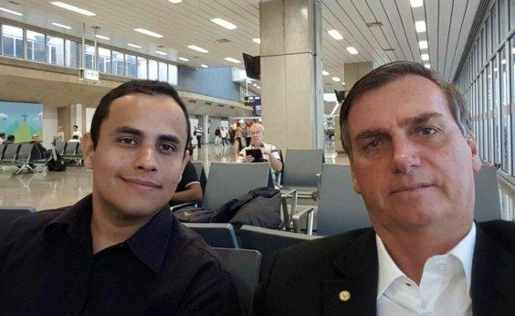 [Assessor de Bolsonaro é identificado como administrador de páginas de fake news removidas no Facebook]