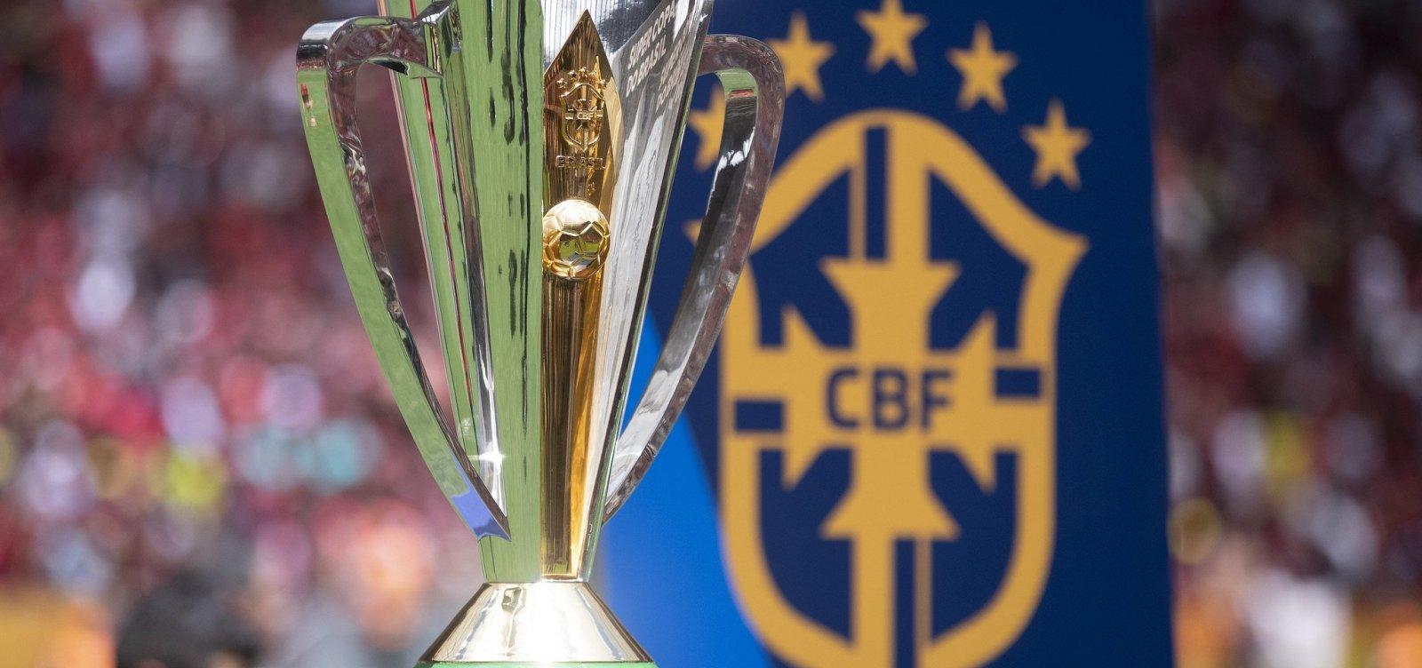 [CBF divulga calendário com novas datas do futebol brasileiro 2020; confira]