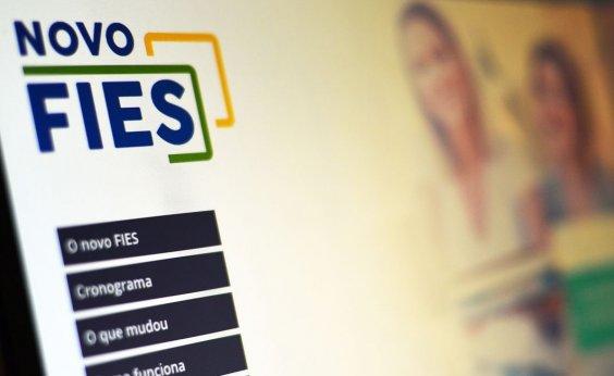 [Bolsonaro sanciona, com veto, suspensão de pagamento do Fies em 2020]