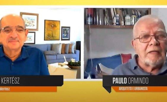 [Paulo Ormindo reúne coletânea em novo blog: 'Retrato da cidade e das políticas']