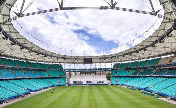 [Com hospital de campanha, Fonte Nova não receberá jogos da Copa do Nordeste]