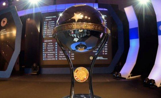[Conmebol define volta da Libertadores 15 de setembro e Sul-Americana 27 de outubro]