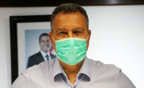 [Rui Costa prorroga suspensão de aulas e eventos na Bahia até o final de julho]