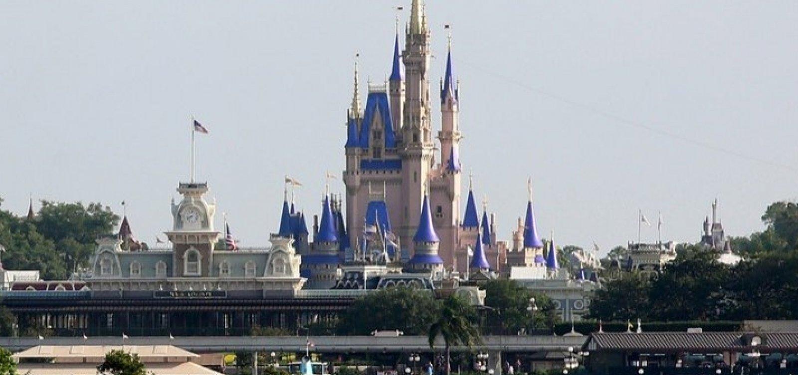[Disney reabre na Flórida em meio a alta de casos de coronavírus]