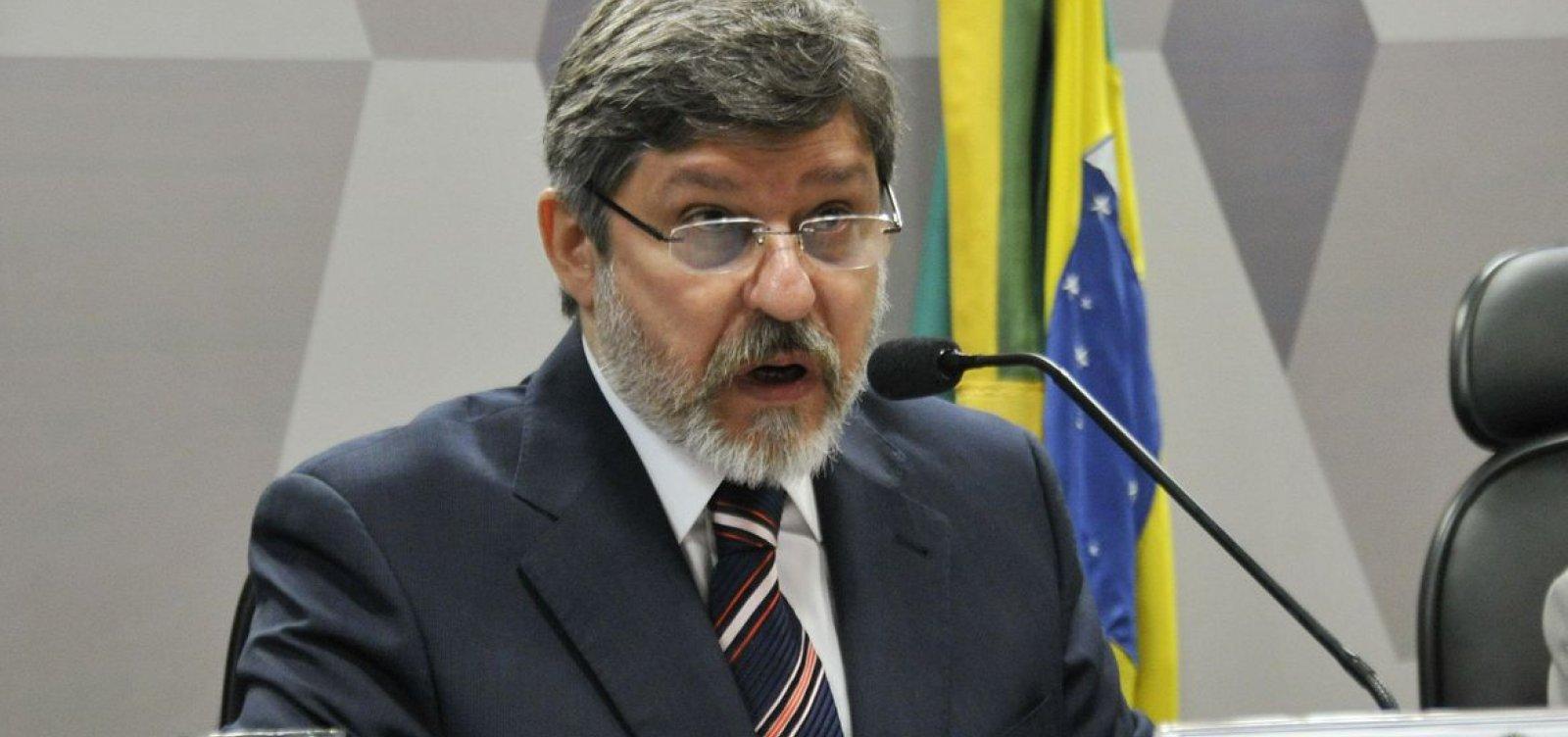 [Itamaraty lamenta morte do diplomata Paulo Cesar de Oliveira Campos]