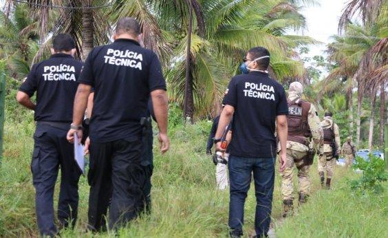 [Reconstituição da morte do miliciano Adriano da Nóbrega envolve 50 policiais]