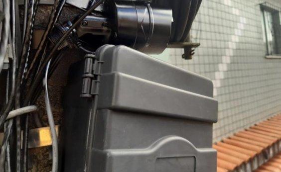 [Polícia retira câmeras clandestinas que monitoravam circulação de viaturas na Liberdade]