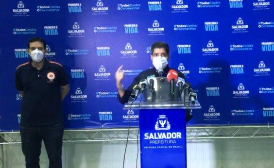 [Ocupação de UTIs em Salvador chega a 78%, menor índice em 40 dias]
