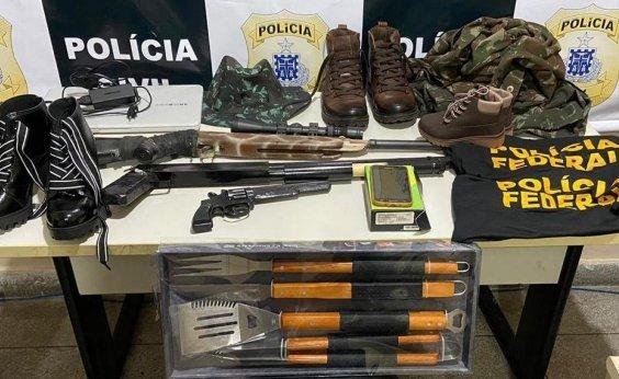[Falso delegado da Polícia Federal é preso em Paulo Afonso]