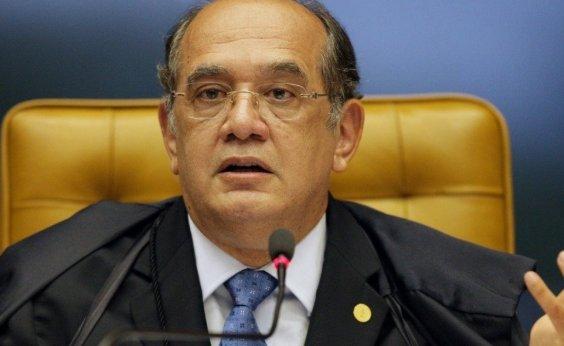[Ministério da Defesa envia à PGR representação contra Gilmar Mendes]