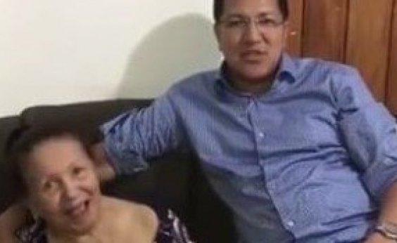 [Morre, vítima de coronavírus, mãe de ex-deputado baiano Augusto Castro]