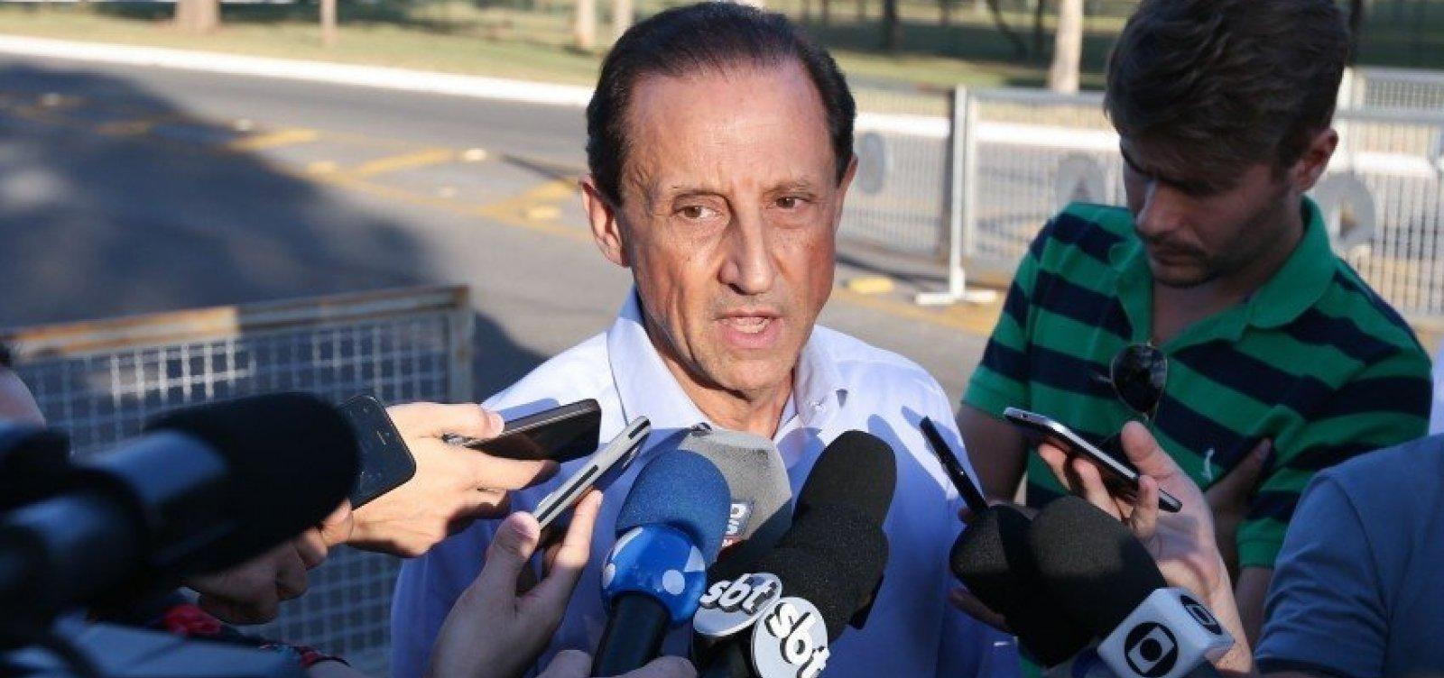 [Após encontro com Bolsonaro, presidente da Fiesp está internado com Covid-19]