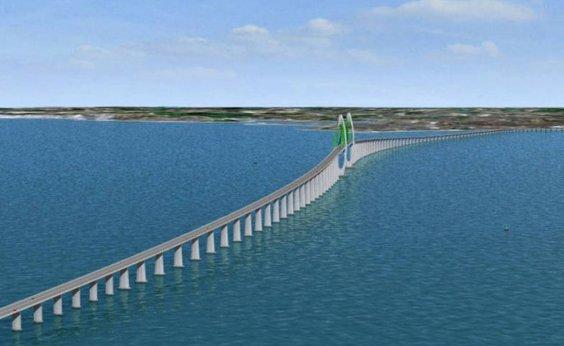 [Pela terceira vez, assinatura do contrato de construção da Ponte Salvador – Ilha de Itaparica é prorrogada]