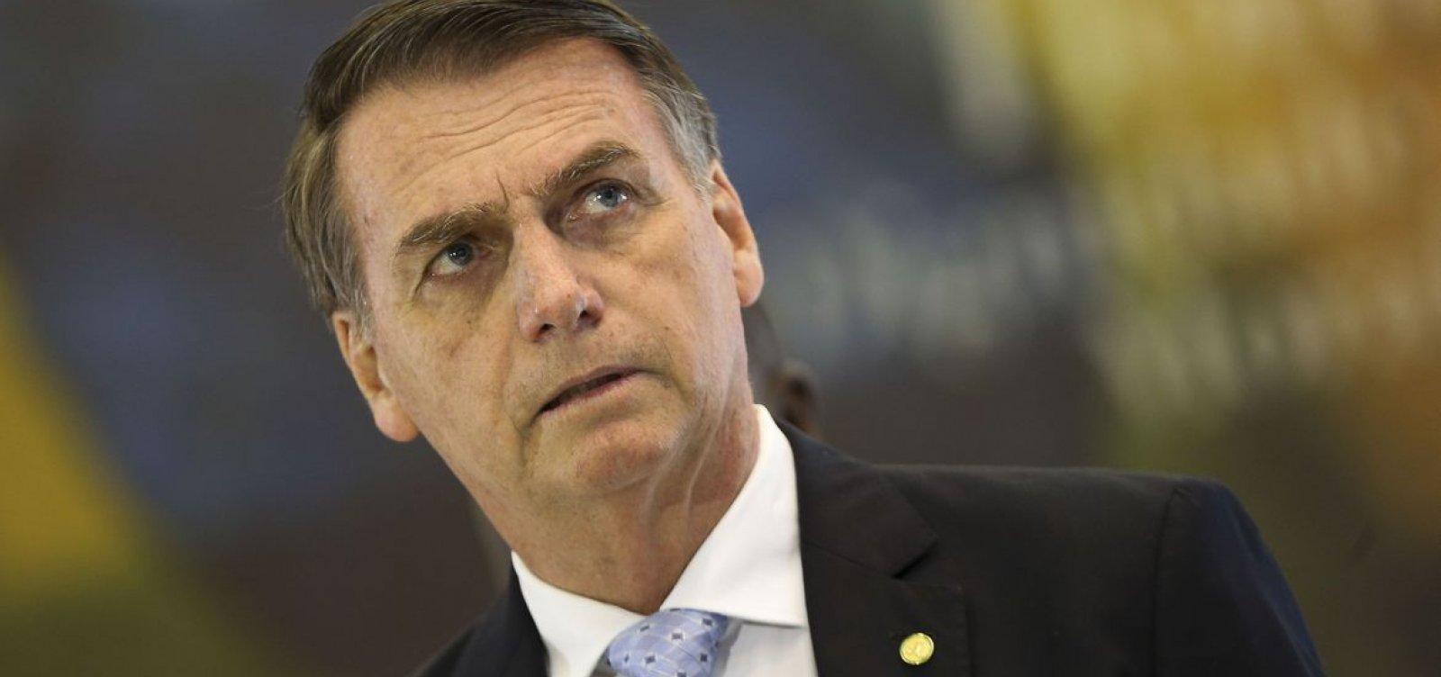 [Bolsonaro diz que novo exame para a Covid-19 deu resultado positivo]