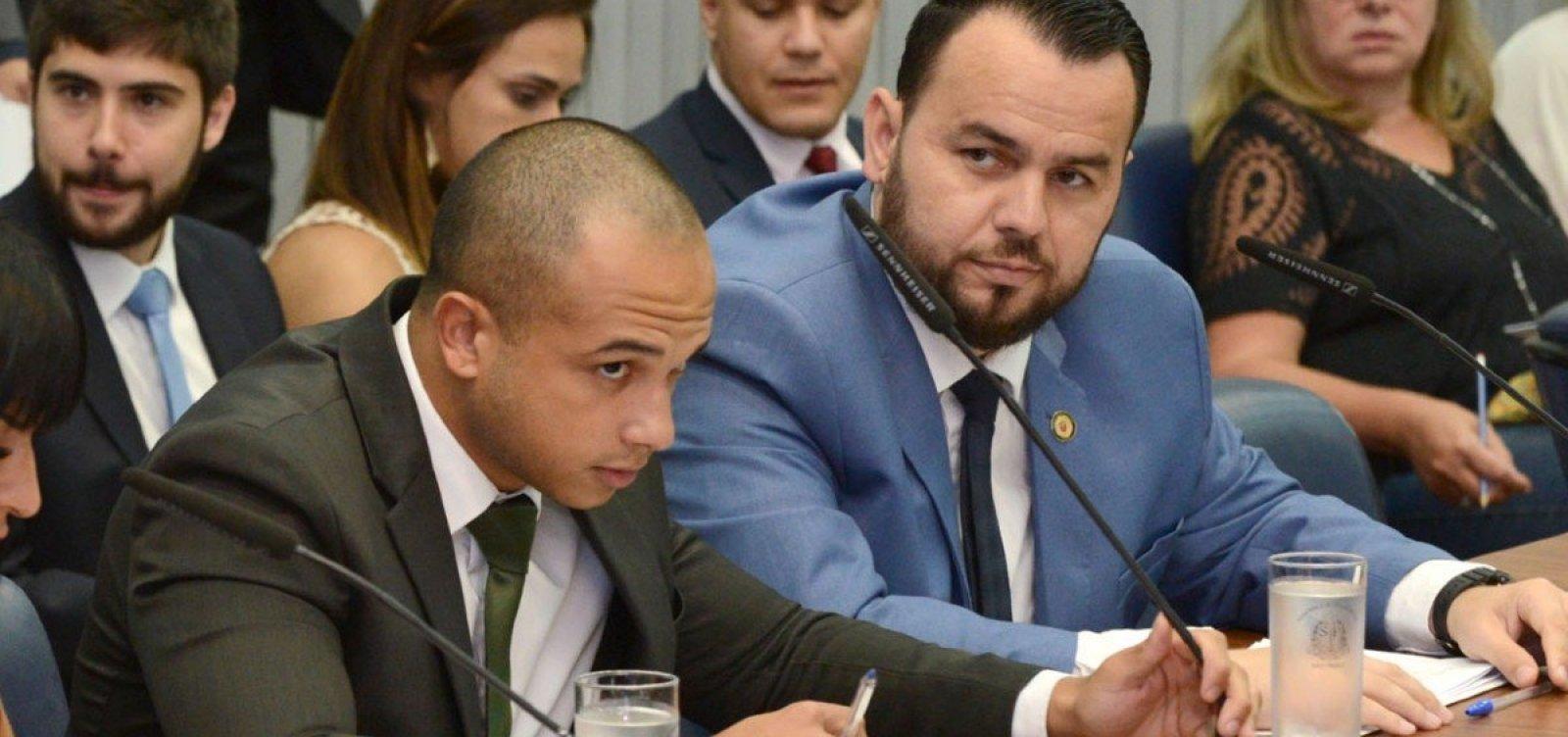 [PSL expulsa deputados bolsonaristas que participaram de ataques ao STF]