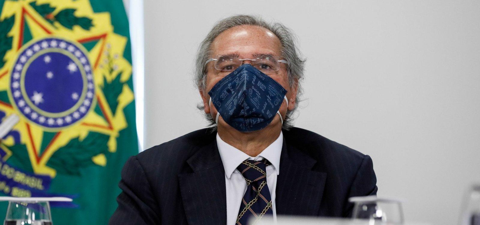 [Paulo Guedes confirma 'nova CPMF' para transações digitais]